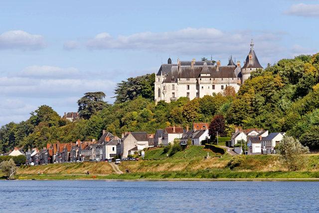 Castillo de Chaumont-©-C-Mouton-CRT-Centre-Val-de-Loire.