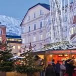 Los románticos mercadillos navideños de Innsbruck