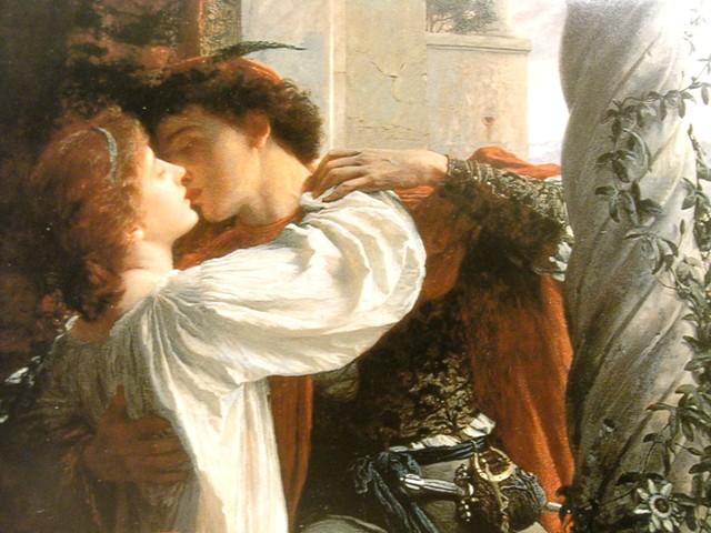 La historia de Romeo y Julieta permanece en primer plano vayas donde vayas en Verona.