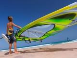 Las condiciones para la práctica de los deportes náuticos hacen de Fuerteventura un destino imprscindible.
