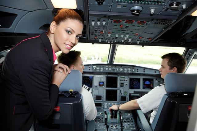 Listos para despegar en Wizz Air rumbo a Budapest.