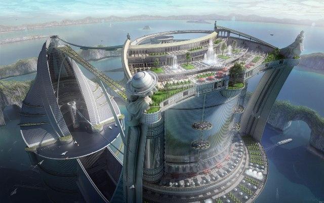 Dubai sorprente a todos por sus impresionantes edificios que rivalizan unos con otros en imaginación y diseño.