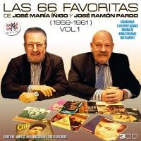 """Canciones Viajeras: """"Las 66 canciones favoritas de José María Íñigo y José Ramón Pardo"""""""