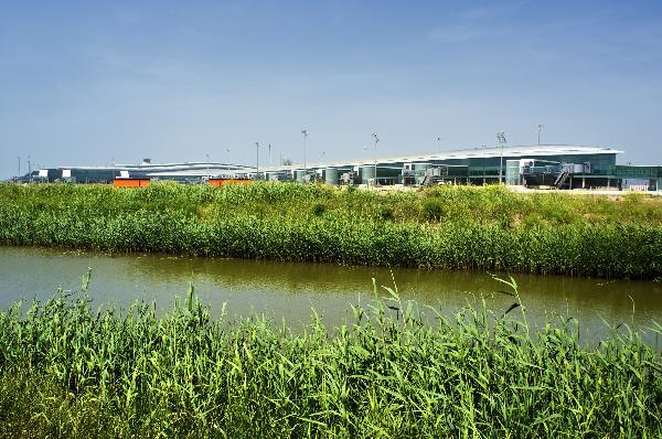 Exterior del Aeropuerto de Barcelona-El Prat