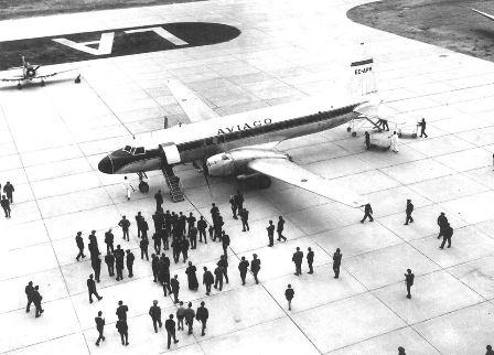 El Aeropuerto de A Coruña cumple 50 años