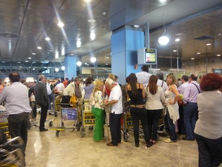 WiFi Internet gratuito en 12 aeropuertos españoles