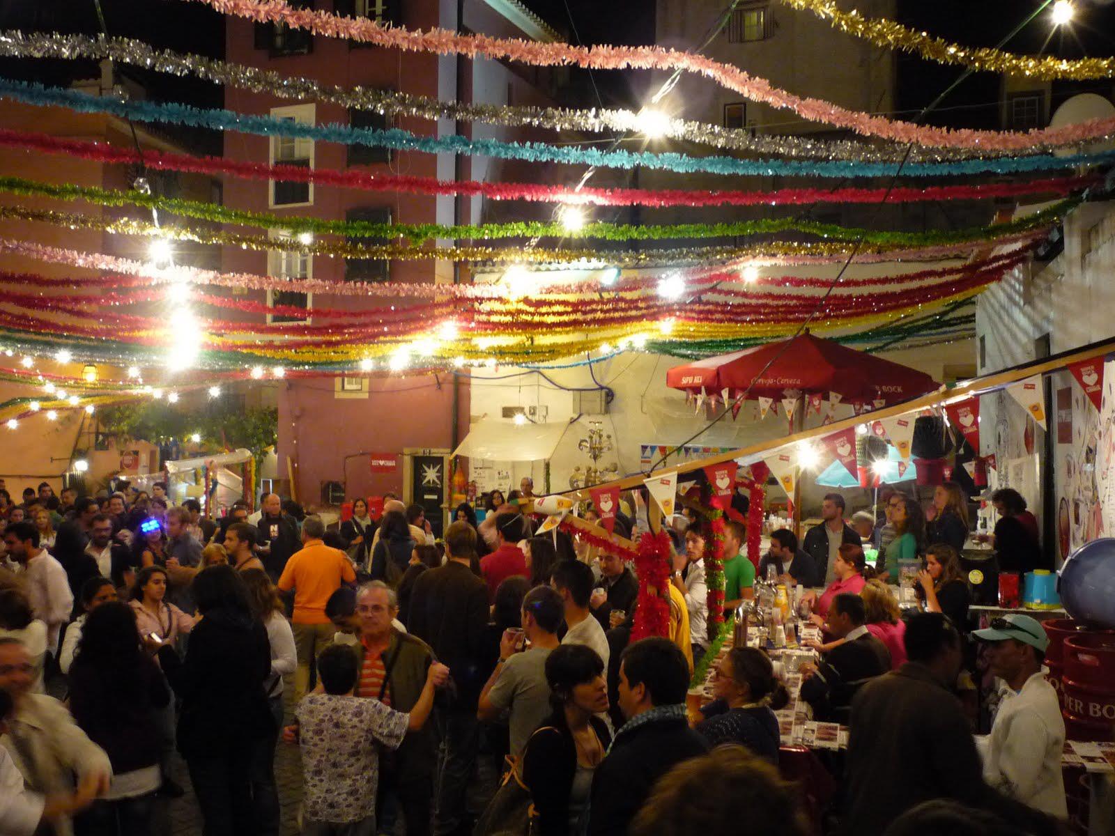 Barrio der Alfama