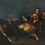 El todopoderoso Godoy, general francés, en una famosa pintura de Francisco de Goya.