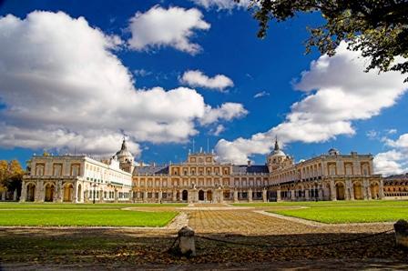 Aranjuez. Palacio Real.