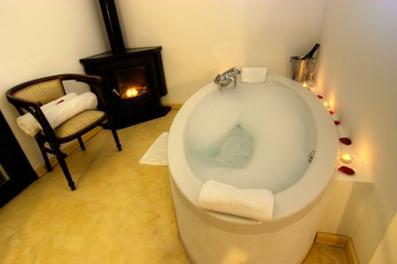 Ars Vivendi, un hotelito romántico en Segurilla(Toledo)