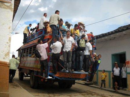 México: Autobús panorámico y descapotado
