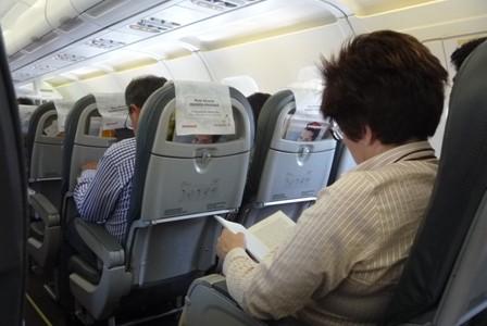 Jetcost te descubre los 5 tipos de personas que los pasajeros no quieren encontrarse a su lado