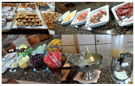 AYRE buffet