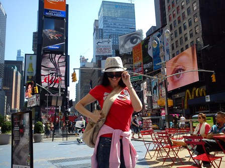 BA Times Square