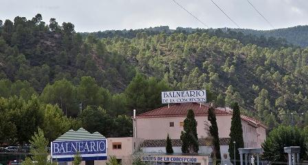BALNEARIO DE VILLATOYA
