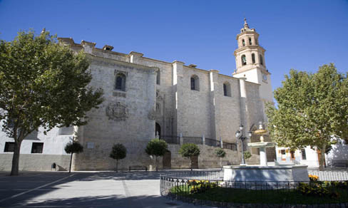 Iglesia de Nuestra Señora de la Encarnación , en Baza
