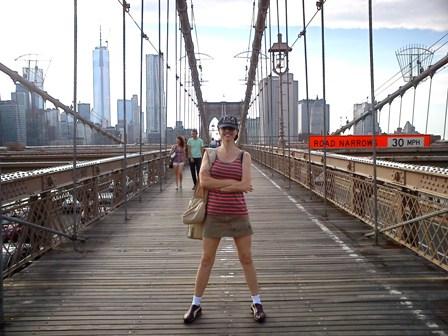 BEA 21. Puente de Brooklyn
