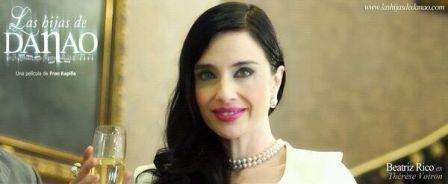 Beatriz Rico, actriz