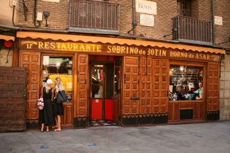 Madrid: Botín, el restaurante más antiguo del mundo