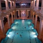 Balnearios de Budapest, tiempo para la salud y la sensualidad