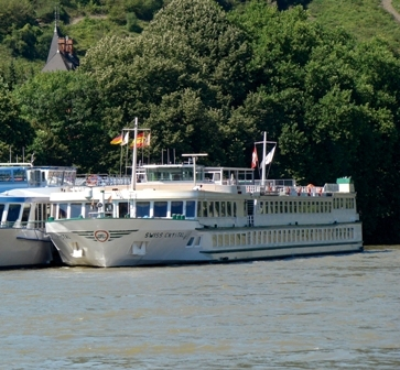 Cruceros fluviales, la alternativa tranquila