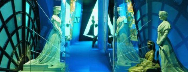Viena, La exposición «Seda – Encaje – Armiño»