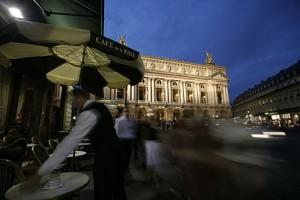 Café de la Paix, un lugar mítico en el mítico París