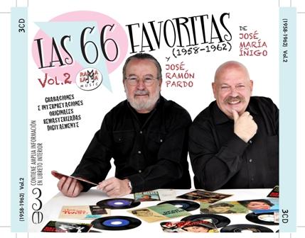 Música para viajar: Las 66 canciones favoritas de Iñigo y Pardo (II)