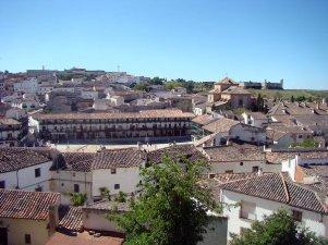 Chinchón (Madrid): ajos y anís