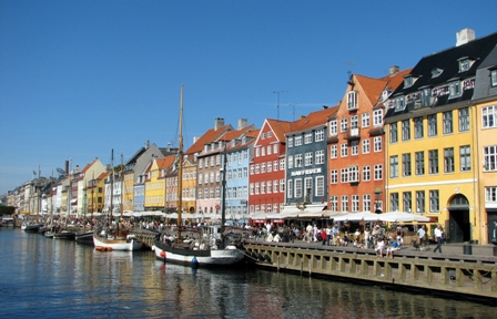 Copenhague, capital verde de Europa