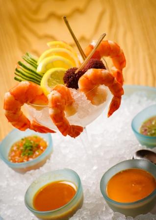 Una de las famosas creaciones del restaurante Nobu.