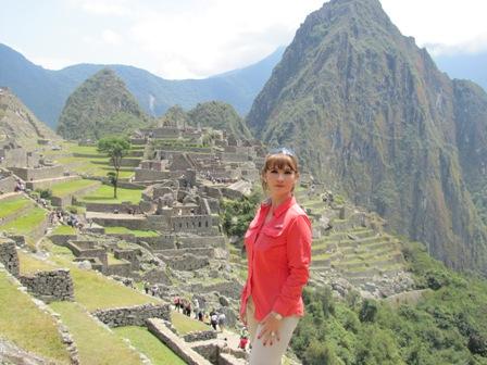 Cusco: Erika von Berliner Espinosa de los Monteros