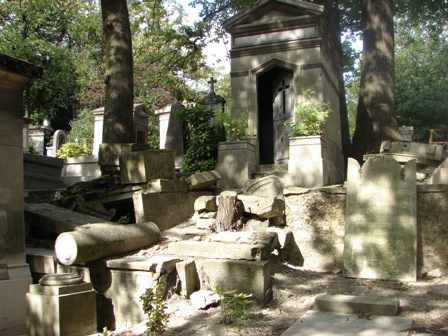 Cementerio  Lachaise 3