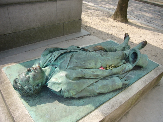 Cementerio Victor Noir Lachaise