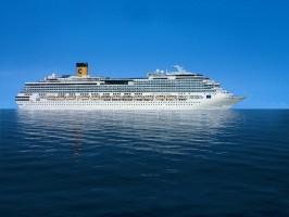 Costa Favolosa, el mayor crucero italiano