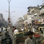 India: A través de la vieja Delhi