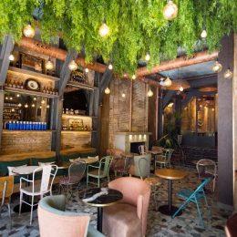 Nuevo restaurante en Madrid: Dingo, un americano muy americano