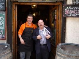 Enrique, de Granada, un bar con sorpresas