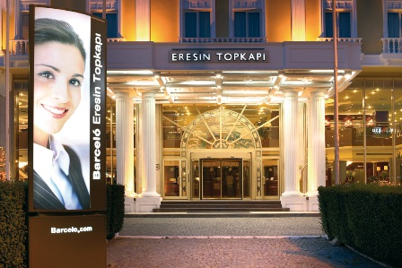 Estambul: Hotel Barceló Eresin Topkapi