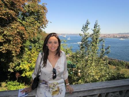 Estambul ( Lucía Diez Cadavid)