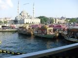 Yerebatan en Estambul, el misterio de los peces de colores