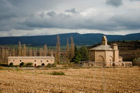 Eunate (Foto cortesía del Reybo de Navarra)