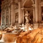 Fontana di Trevi, un lugar imprescindible en cualquier visita a Roma.