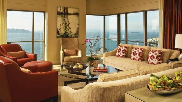 El Four Seasons es uno de los grandes hoteles de Estados Unidos.