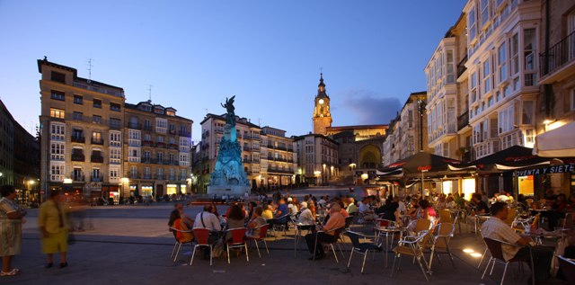 Fiestas de la Blanca en Vitoria-Gasteiz 2