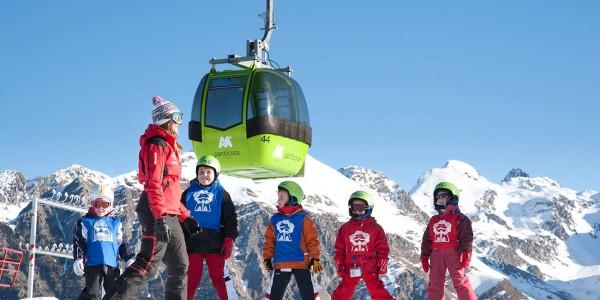 Llega la nieve: Las mejores estaciones de esquí