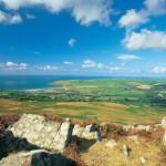 País de Gales, país de costas y paisajes