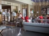 Una escena de un rodaje con Shirley McLaine  el Hotel Lopesan Costa Meloneras Resort