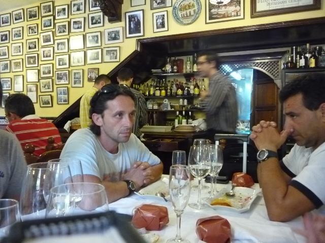 Granada, gastronomía familiar