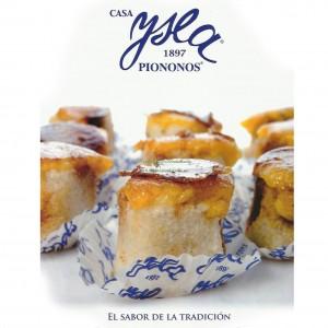 Los piononos de esta pastelería disfrutan de un bien merecido prestigio.